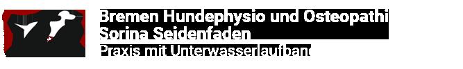 Hundephysiotherapie und Osteopathie Bremen – Sorina Seidenfaden Logo